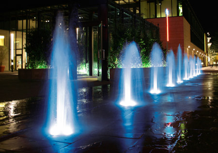 LED Fountain & Underwater Light A Series