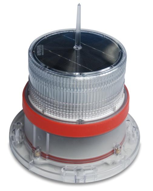 LED Solar Marine And Highrise Buildings Navigation Lights
