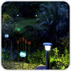LED Solar Garden Lights/ LED Solar Lawn Lights