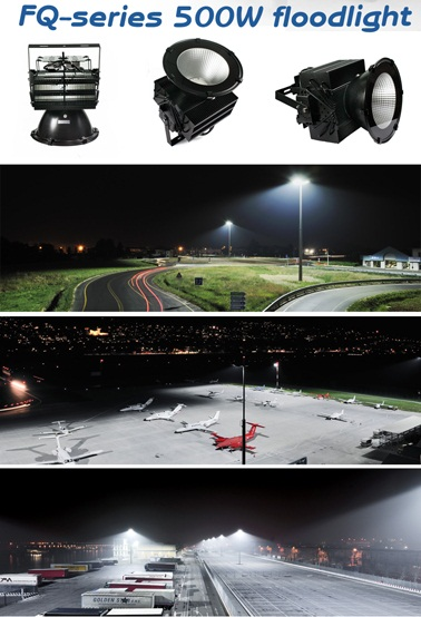 LED Flood Light FQ Super High Power Series (USA Technology)