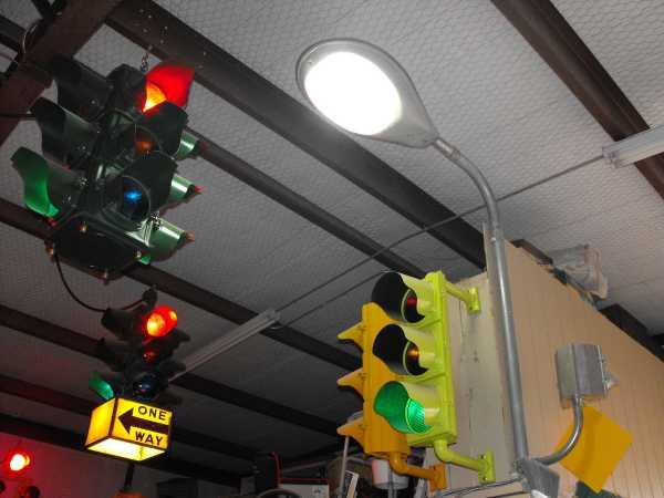 LED Traffic Lights