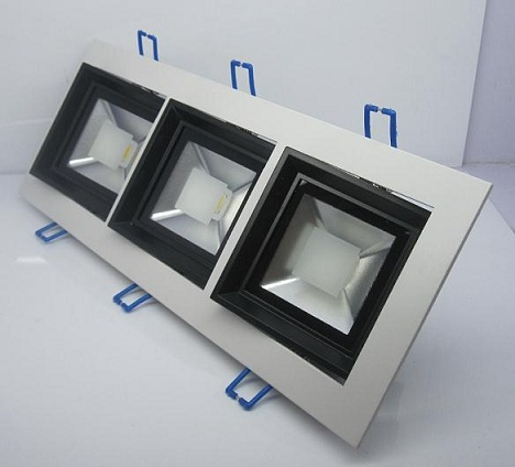 LED Panel Downlight and COB Panel Downlight