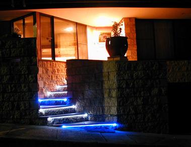 LED SOLID SIDE GLOW FIBER OPTIC LIGHTS
