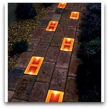 LED Solar Inground Lights