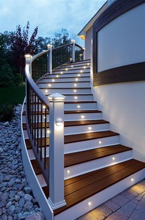 LED Step Lights for Indoors & Outdoors - LED Underwater Waterproof ...