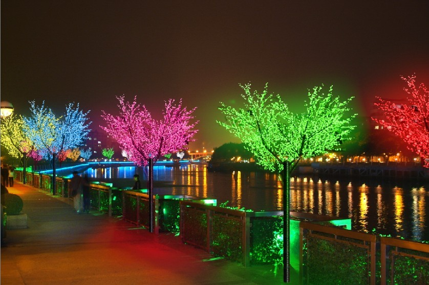 LED Cherry Trees Lights