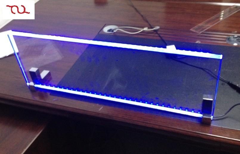 TQ-ALS90x20-11.3W  LED High Power Clear Acrylic Cabinet Light L900MM 11.3W