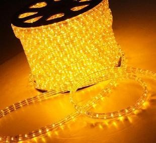 Tq rl3w led48 led rope lights flat type 3 wire series led rope more views led rope lights aloadofball Images