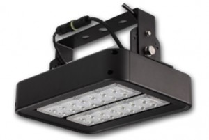 TQ-A100i-FL100W   LED High Power Flood And Tunnel Light A Series 100W  (USA Technology)