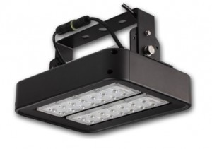 TQ-A80i-FL80W   LED High Power Flood And Tunnel Light A Series 80W  (USA Technology)