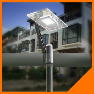 TQ-AET03 LED Garden Lights 30W come with 2.5m-4m Pole Height