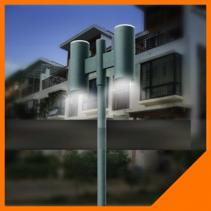 TQ-AET07 LED Garden Lights 30W come with 2.5m-4m Pole Height