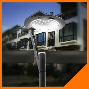 TQ-AET08 LED Garden Lights 30W come with 2.5m-4m Pole Height