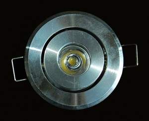 TQ-C1x1D52-1W  LED Down Lights 1W