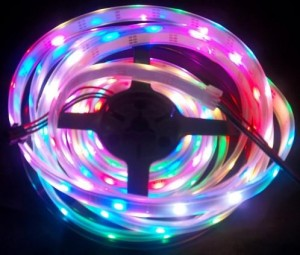 TQ-JCL32M-WS2811RGB  LED Crazy Magic Digital Chasing Lights
