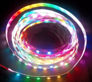 TQ-JCL60M-WS2811RGB  LED Crazy Magic Digital Chasing Lights