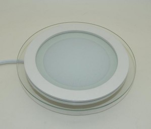 TQ-DYG5630-R12W  LED High Power Tempered Glass Downlight 12W