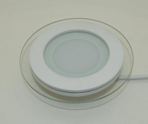 TQ-DYG5630-R6W  LED High Power Tempered Glass Downlight 6W