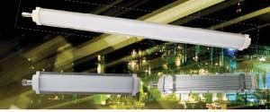 TQ-EPTL03-20W & 40W & 60W   LED Certified Explosion Proof T8 Tube Light  20W / 40W /  60W  (USA Technology)