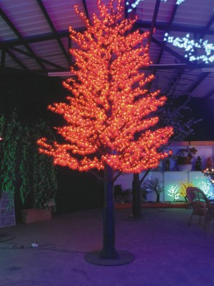 TQ-MT02    LED MAPLE TREE LIGHTS