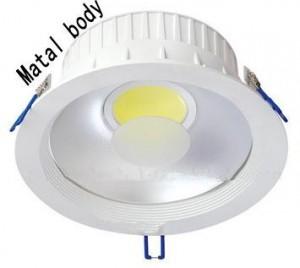 TQ-HCOM-8W  LED COB Down Lights  8W
