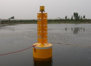 TQ-DWS06-1  LED Solar Buoy Marine Lights