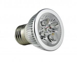 TQ-HD6W-E27WW  LED Spotlight Warm White Bulb 6W