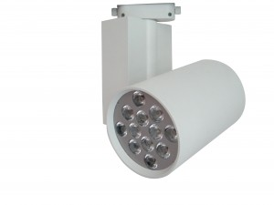 TQ-H6019-12x3W   LED Track Light 36W