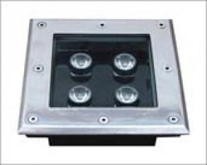 TQ-HM179-4x1W  LED INGROUND LIGHT 4W