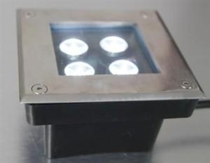 TQ-SDMF120-4W  LED Inground Lights S Series 4W