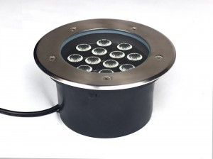 TQ-SDMY180-12W  LED Inground Lights S Series 12W