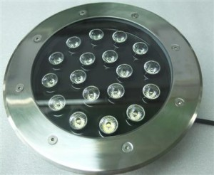 TQ-SDMY220-18W  LED Inground Lights S Series 18W