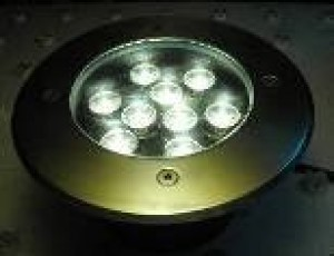 TQ-AUGC020-9W  LED Underground or Inground Light 9W  (USA Technology)