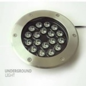 TQ-AUGC025-18W  LED Underground or Inground Light 18W  (USA Technology)