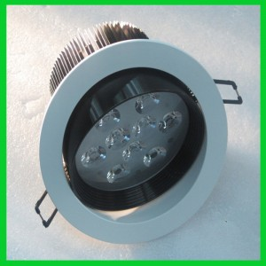 TQ-J903-9W  LED High Power Downlight 9W