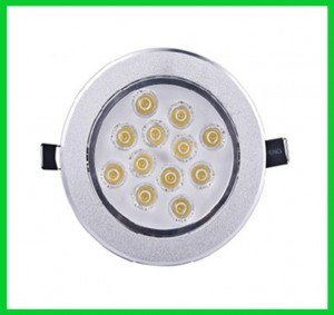 TQ-J1201-12W  LED High Power Downlight 12W