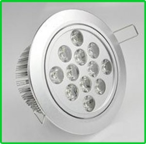 TQ-J1202-12W  LED High Power Downlight 12W