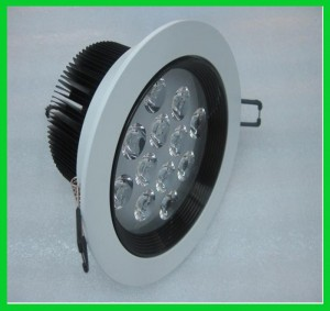 TQ-J1203-12W  LED High Power Downlight 12W
