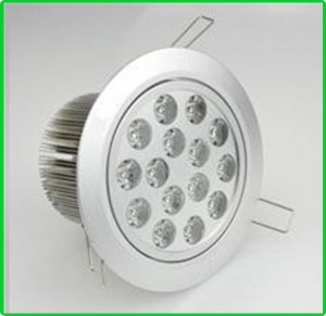 TQ-J1502-15W  LED High Power Downlight 15W