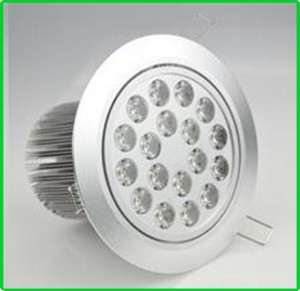 TQ-J1802-18W  LED High Power Downlight 18W