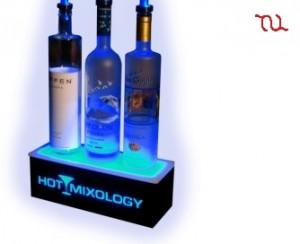 TQ-ALS60x12-7.5W  LED High Power Clear Acrylic Cabinet Light L600MM 7.5W