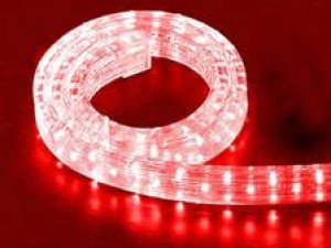TQ-RL4W-led108   LED Rope Lights Flat Type 4 Wire Series