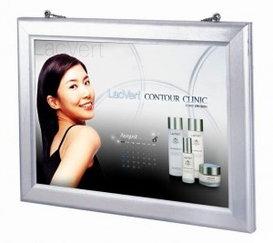TQ-LADA-A0   LED Advertising Light Frame Box Size A0 (Double Sided)