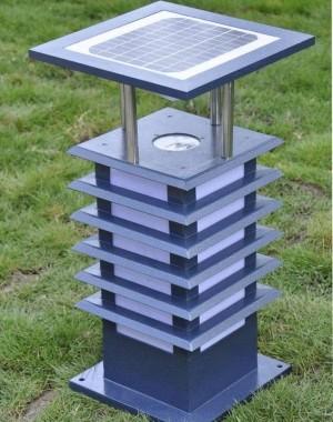 TQ-LT037  5W LED Solar Garden Lights/ LED Solar Lawn Lights