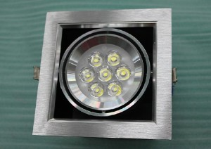 TQ-LL7801-7W  LED Square Ceiling Lights 7W