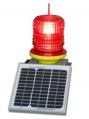 TQ-NAT120-SP LED Solar Highrise Building Navigation and Marine Buoy Lights