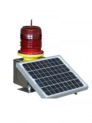 TQ-NAT90-SP LED Solar Highrise Building Navigation and Marine Buoy Lights
