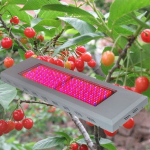 TQ-NL1200x3W LED High Power Plant Grow Lights 1200x3W Panel Design