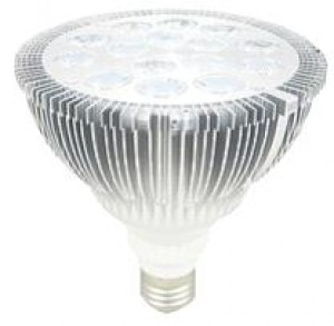 TQ-FPAR38-12x2W  LED High Power PAR 38 Dimmable Spotlight 18W