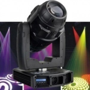 TQ-RS004  LED Moving Head Light   100W GOBO (USA LED Technology)